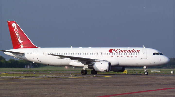 Airbus A320 Corendon Airlines