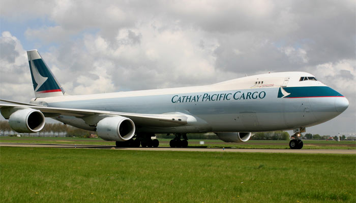 Boeing 747-8 Cathay Pacific Cargo